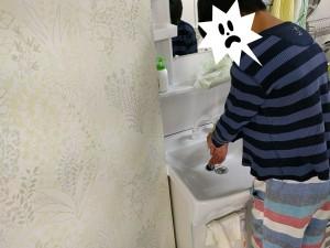 放課後デイ 手洗い2