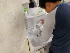 放課後デイ 手洗い